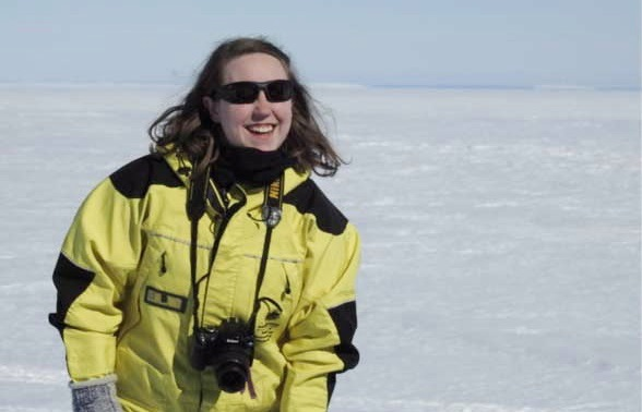 Young researcher accepted into Australian Antarctic Science Program