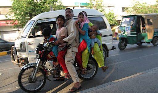 Common man in Pakistan