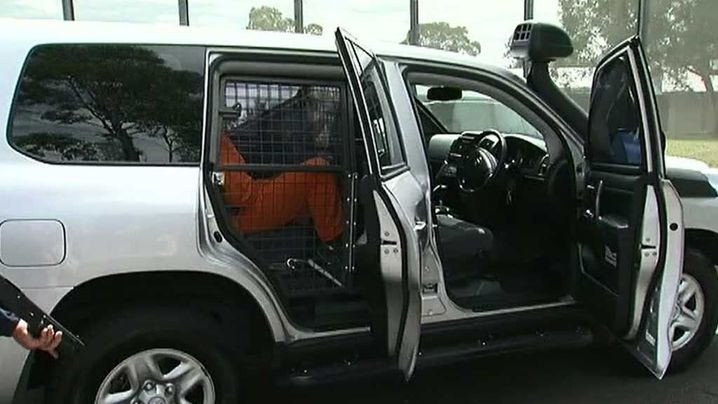High tech NSW new vehicles have been dubbed 'Supermax on wheels'.