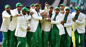 Pakistan beat front-runners India to clinch Champions Trophy title