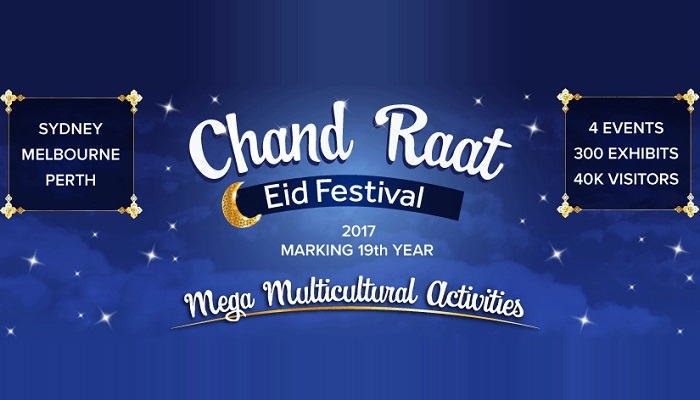 Chand Raat Eid Festival 2017 Australia
