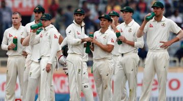 Jim Maxwell says Australia' cricketers have long felt ignored by Cricket Australia. Photo: AP/Aijaz Rahi
