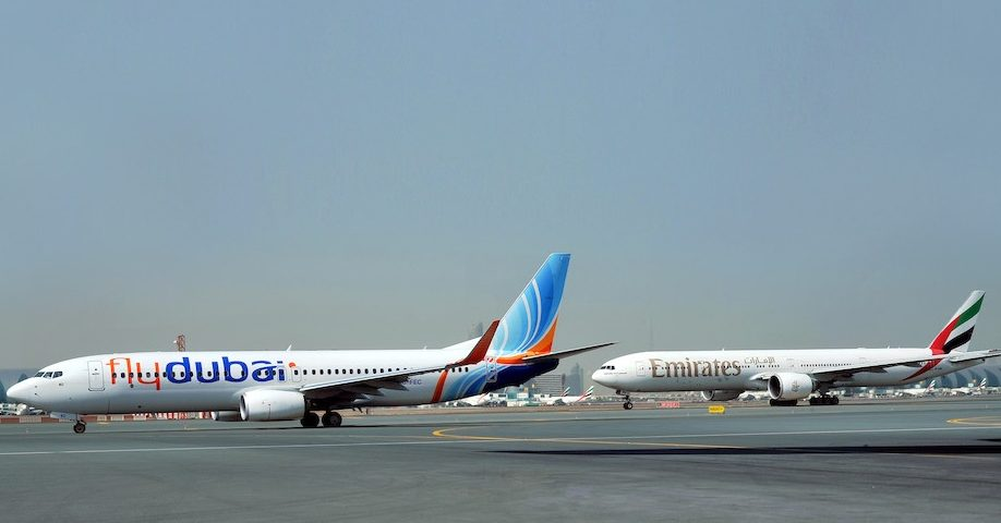 flydubai and emirates