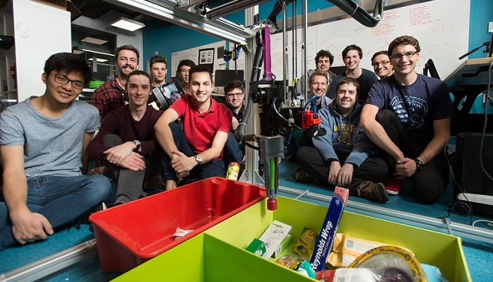Australian team wins Grand Championship at 2017 Amazon Robotics Challenge