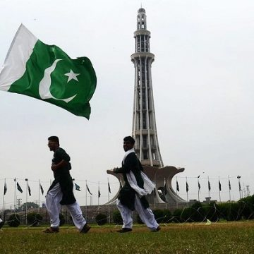 Pakistan celebrates 70th Independence Day. ONLINE PHOTO