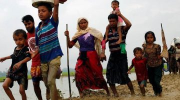 1000 killed, children beheaded, people burned alive in Myanmar