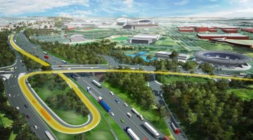 WestConnex powers Sydney's employment potential from the ground up