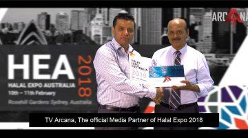 Halal Expo Australia Press conf