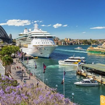 NSW is the most popular Australian tourist destination