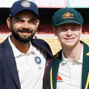 Kohli, Smith win top ICC awards