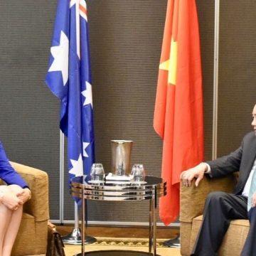 NSW Premier meets Vietnamese Prime Minister