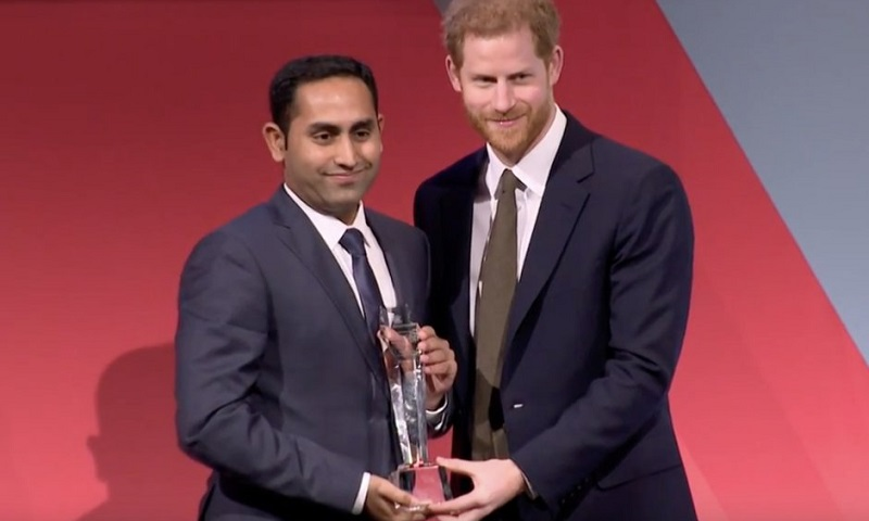 Pakistani-Australian engineer wins Commonwealth Young Person of the Year award