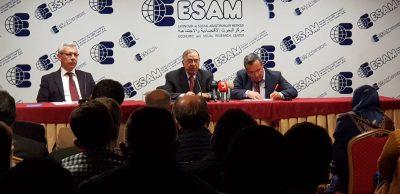 Dr Fai Kashmir conference
