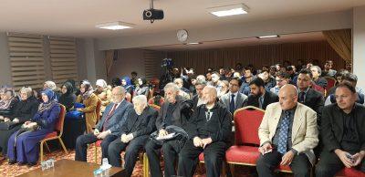 Dr Fai Kashmir conference 2