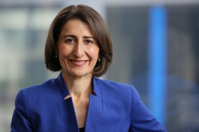 Gladys Berejiklian Premier NSW