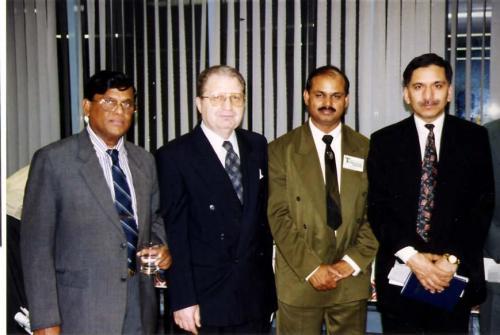 Consul Pak Turkey Pak Syed