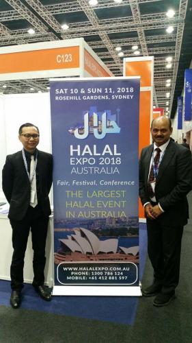 Halal Expo Australia 2018 - 2
